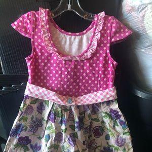Matilda Jane Dot Dot Dot Dress